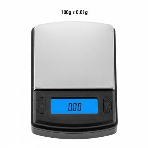 Waga BOSTON 100g x 0,01 g USA WEIGHT
