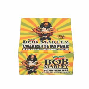 Bibułka SMOKING Bob Marley KS BOX 50 szt